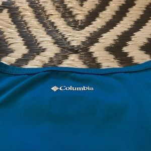 Columbia Tops - Womens Columbia Work Out Tank